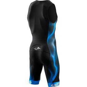 sailfish Comp Strój triathlonowy Mężczyźni, black/blue